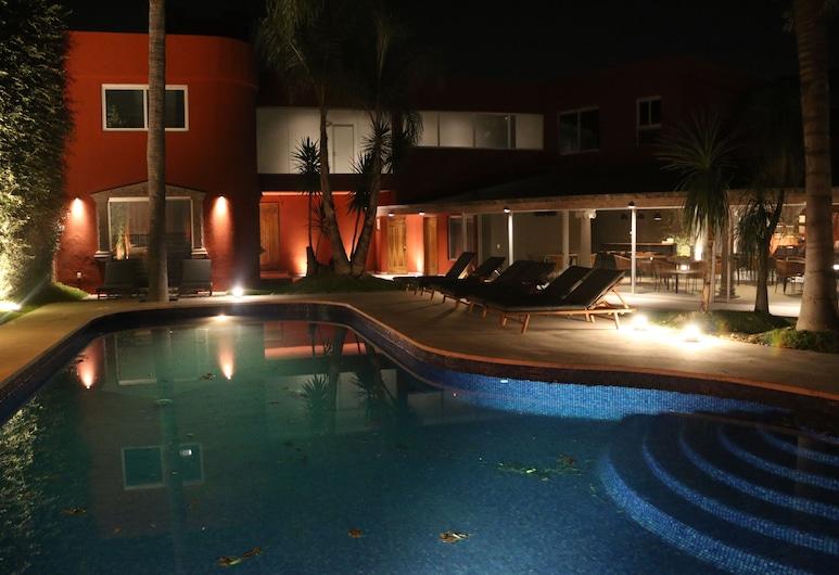 Abadia Hotel Boutique, Zapopan, Outdoor Pool