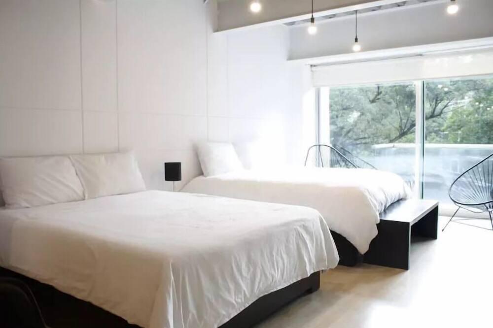 公寓, 露台 - 客房