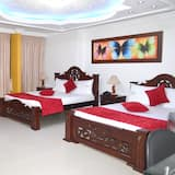 Doppelzimmer, 2Doppelbetten - Zimmer