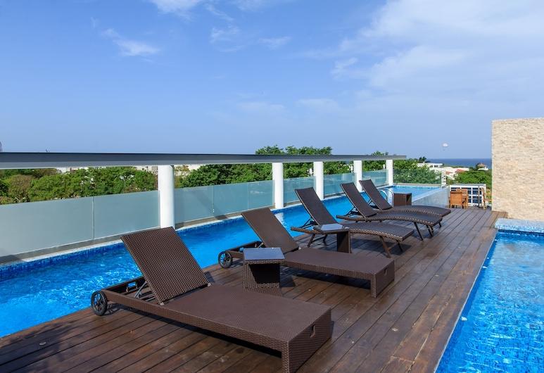Doca By Playa Moments, Playa del Carmen, Rooftop Pool
