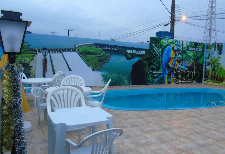 Herança Palace Hotel, Foz do Iguacu, Πισίνα
