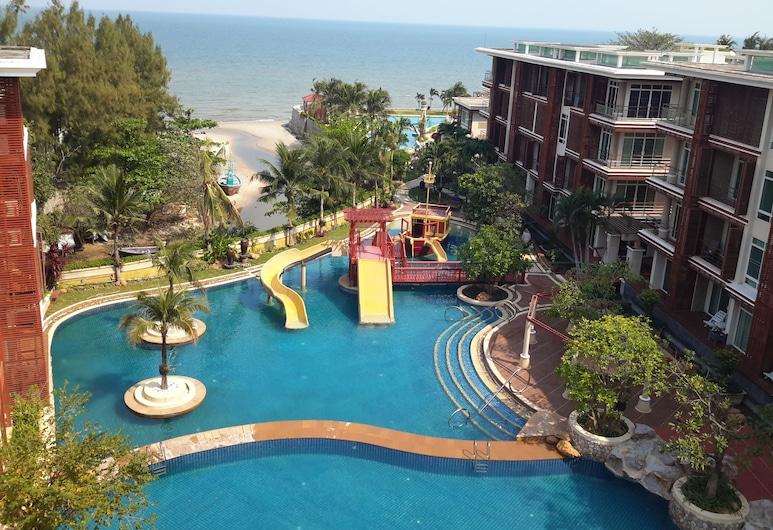 Beachfront Family Penthouse Hua Hin, Hua Hin