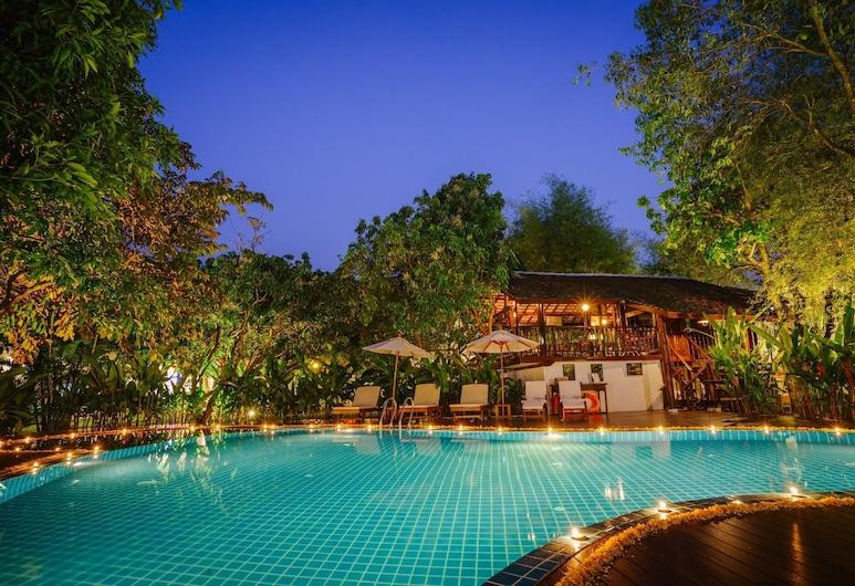 Mango T. Villa Chiang Mai Resort, Chiang Mai, Aerial View