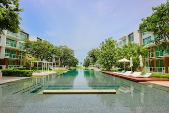 Fotografia hotela (Hua Hin Luxury Beachfront Condo By Mon) v meste Hua Hin