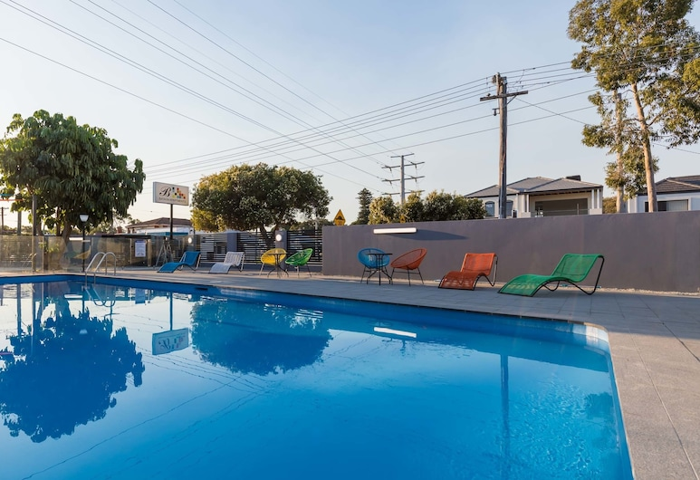 Batavia Apartment, Perth, Piscine en plein air