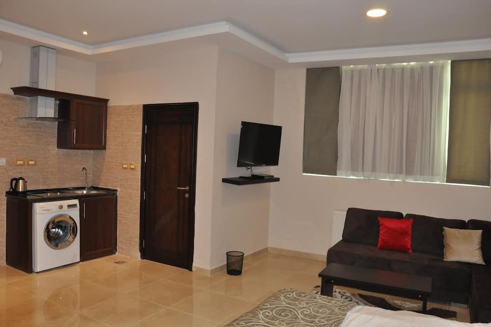 Superior Studio Suite, 1 Bedroom, Accessible, Executive Level - Living Area