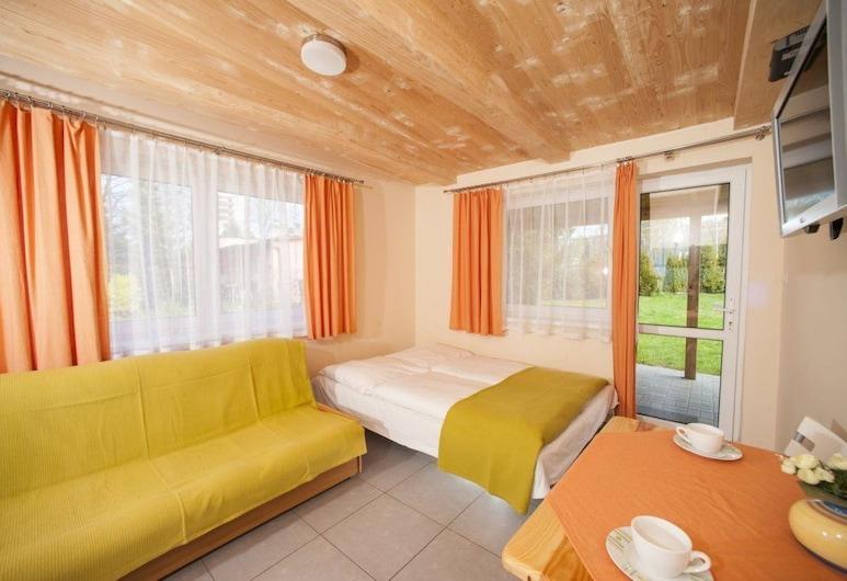 Domki Całoroczne Ajna Park, Kolobrzeg, Ferienhütte, 2Schlafzimmer, Zimmer