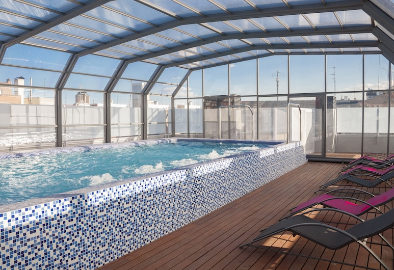 Funway Academic Resort - Adults Only, Madrid, Piscina cubierta
