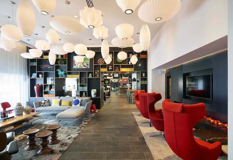 CitizenM Paris Gare de Lyon, פריז