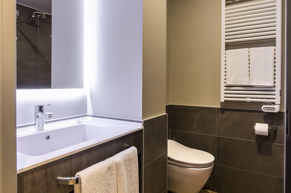 Superior Δίκλινο Δωμάτιο για Μονόκλινη Χρήση - Μπάνιο