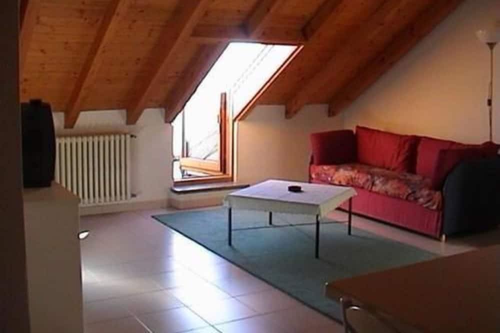 Apartment, 1 Schlafzimmer, Seeblick - Wohnbereich