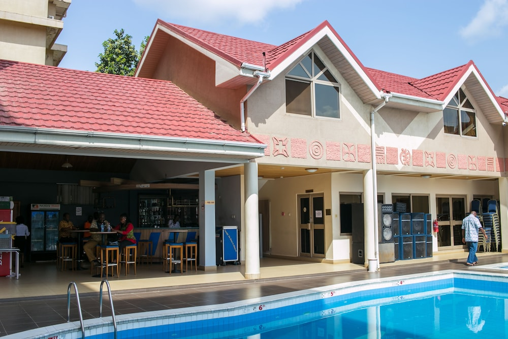 Noda Hotel, Kumasi, Outdoor Pool