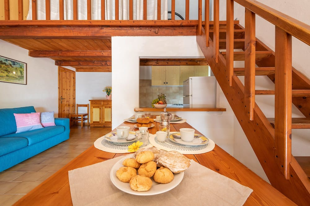 شقة - غرفة نوم واحدة (BILO CARAIBI 2) - غرفة معيشة