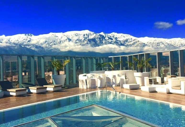 ICON Hotel, Santiago, Outdoor Pool