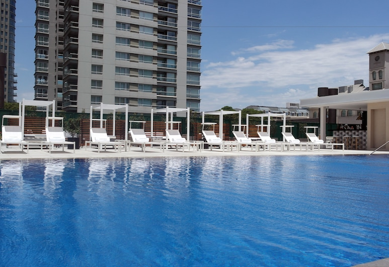 ALVEAR ICON HOTEL – LEADING HOTEL OF THE WORLD, Buenos Aires, Piscina Exterior