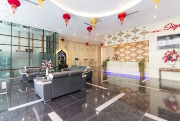 ภาพ โรงแรมซิกเนเจอร์ อินเตอร์เนชั่นแนล แอท ปูดู ใน กัวลาลัมเปอร์