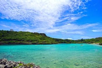 Φωτογραφία του Allamanda Imgya Coral Village, Νήσος Μιγιάκο