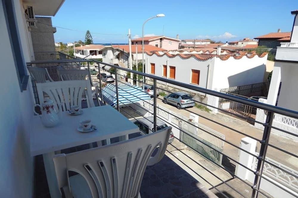 Appartement, 2 slaapkamers (Gomez 1) - Balkon