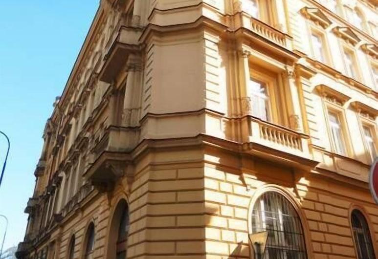 Klimentská 52 Old town Apartments, Praga, Frente do imóvel