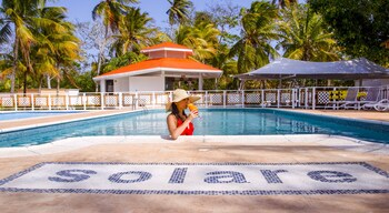 Picture of Solare Ecohotel in San Andres