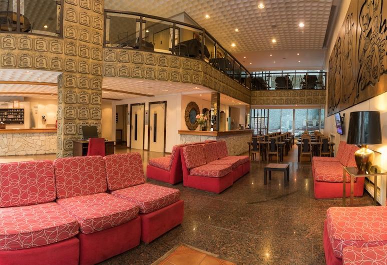America Hotel, Mar del Plata, İç Mekân Girişi