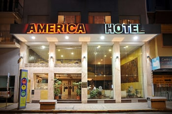 Fotografia do America Hotel em Mar del Plata