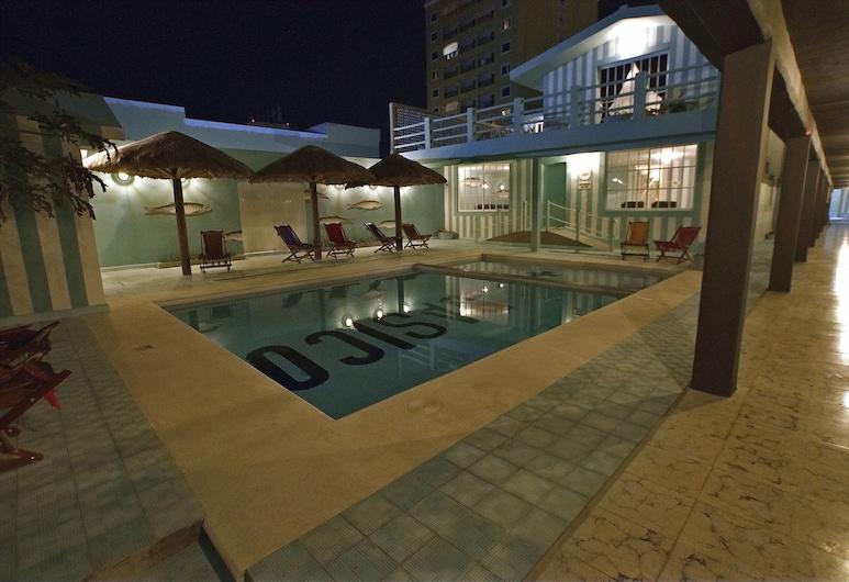 MAS BASICO HOTEL, Boca del Rio, Outdoor Pool