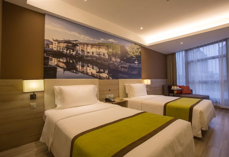 苏州李公堤亚朵酒店, 苏州市, 标准房 , 客房