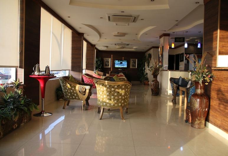 Dorar Darea Hotel Apartments - Al Mughrizat, ריאד, לובי