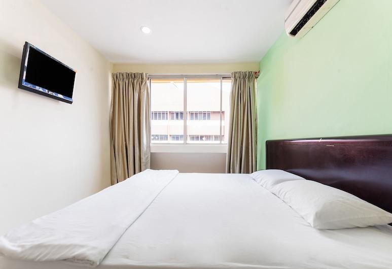 OYO 89505 Hotel Sixty Six, Malacca City, Dvojlôžková izba typu Deluxe, 1 dvojlôžko, Hosťovská izba