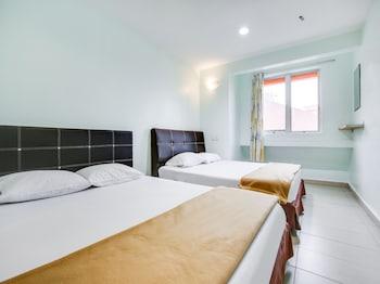 Foto van OYO 89505 Hotel Sixty Six in Malakka-stad