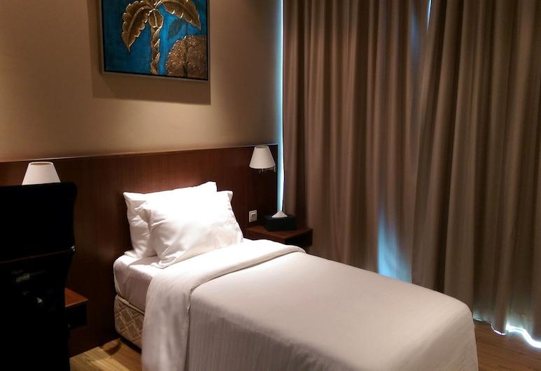 Swiss Hotel Apartment, Kuala Belait, Standard ühetuba, Tuba