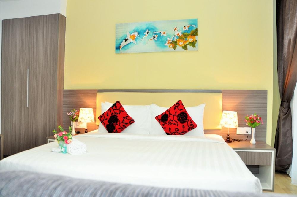 MITC Residence Melaka Apartment 1 Bedroom Bilik Tamu