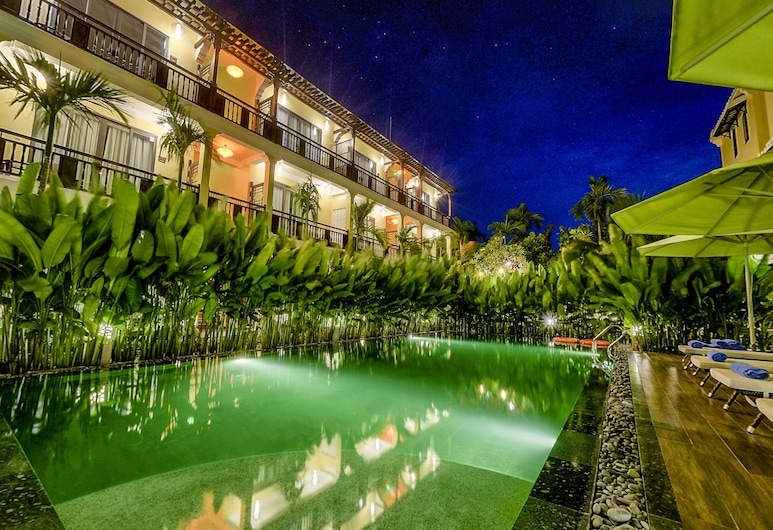 Hoi An Field Boutique Resort & Spa, Hoi An, Buitenzwembad