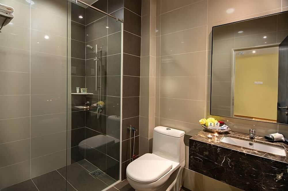 Superior-Zweibettzimmer, Nichtraucher - Badezimmer