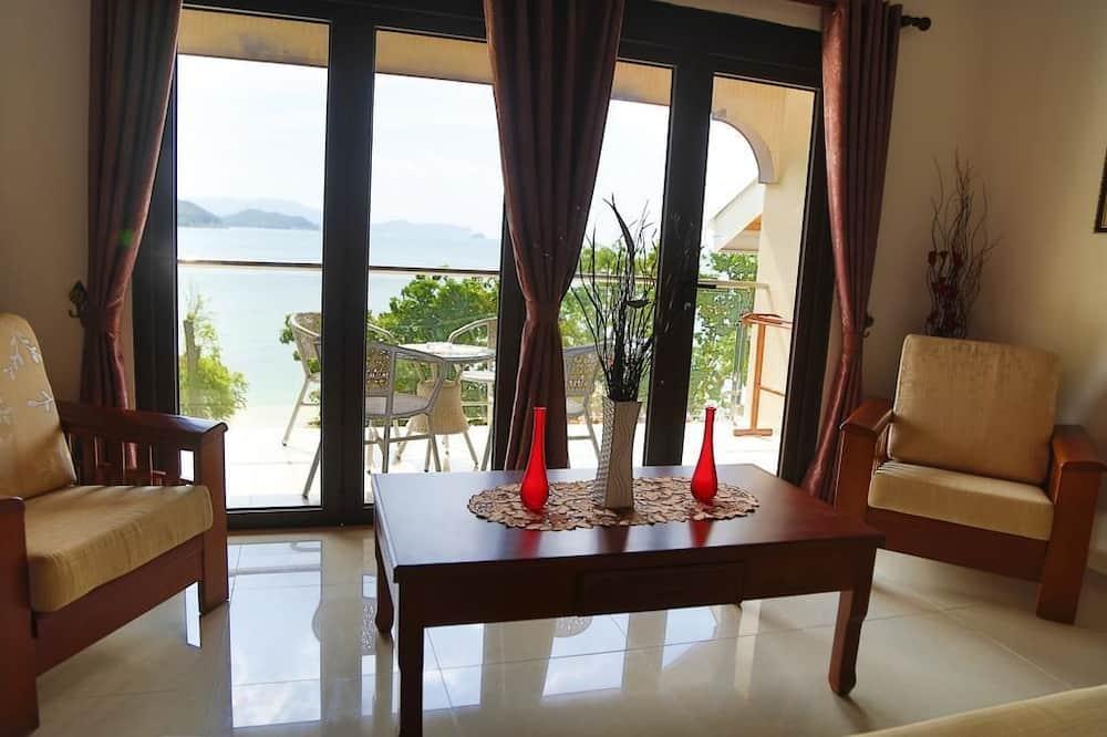 Apartment, 2 Bedrooms, Sea View - Bilik Rehat