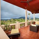 7 Bedroom Pool Villa - Balkon