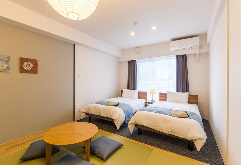 GRAND JAPANING HOTEL Nijo, Kyoto, Superior Japanese Western Room, Guest Room