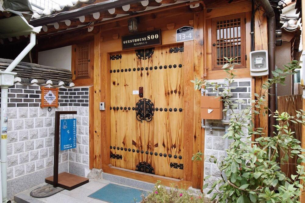 蘇韓屋旅館, 首爾
