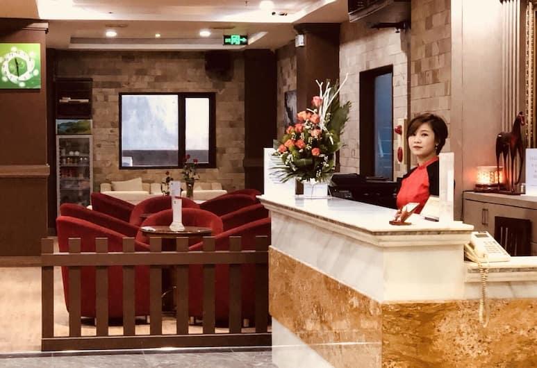 Dream Gold Hotel I, Hanoi, Lobby Lounge