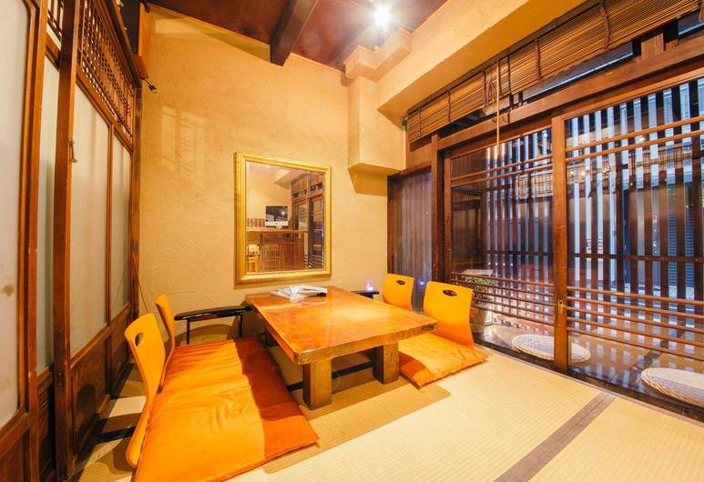 辛克京都町屋日式旅館, Kyoto, 大廳