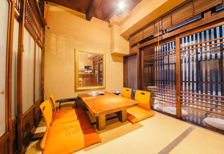 京都町家旅館 cinq, 京都市, ロビー