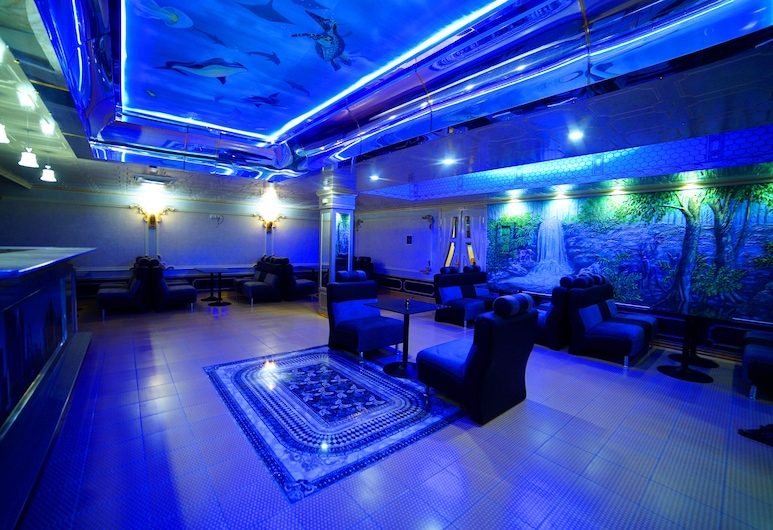Hotel Zilol Baxt, Samarkand, Hótelbar