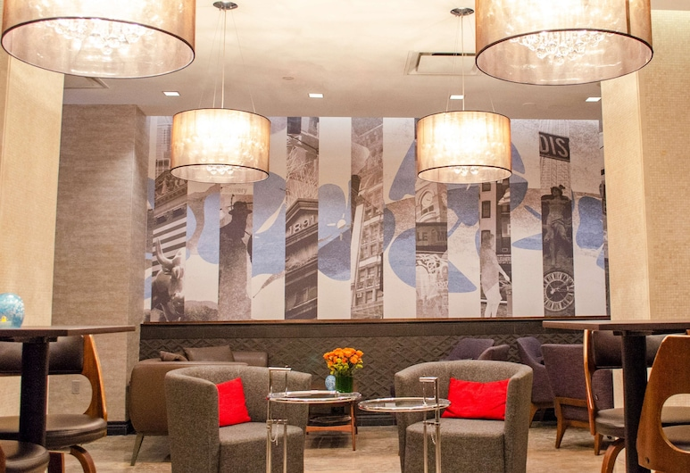 Distrikt Hotel New York City, Tapestry Collection by Hilton, New York, Lobby