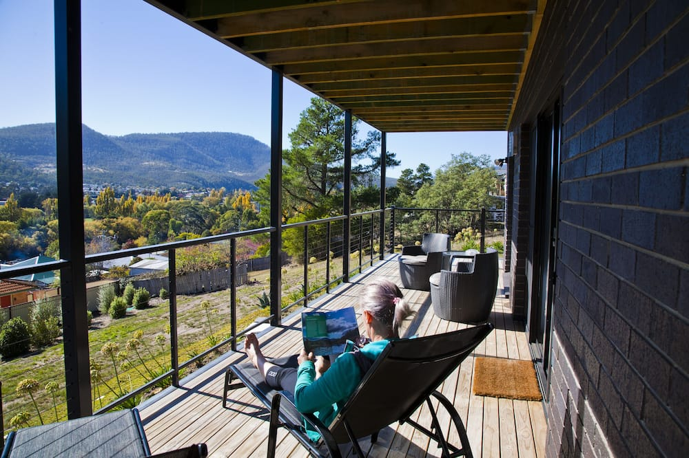 Studija (Lower Deck) - Balkonas