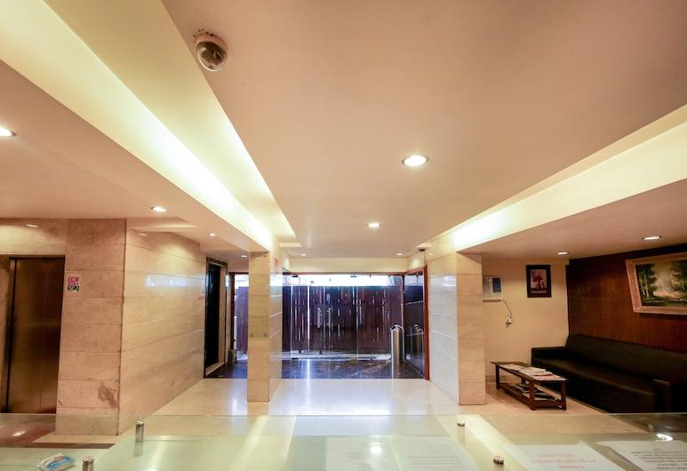 Hotel Lucky Goregaon, Bombay, Bahçe