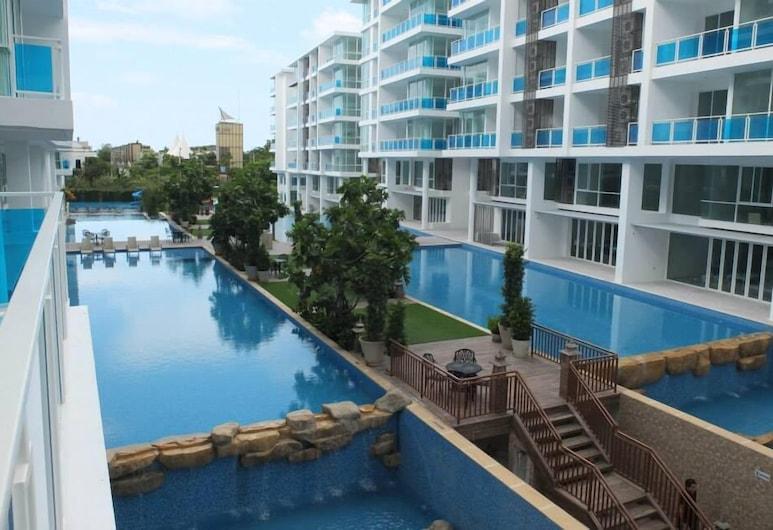 我的公寓式客房渡假村, Hua Hin, 室外泳池
