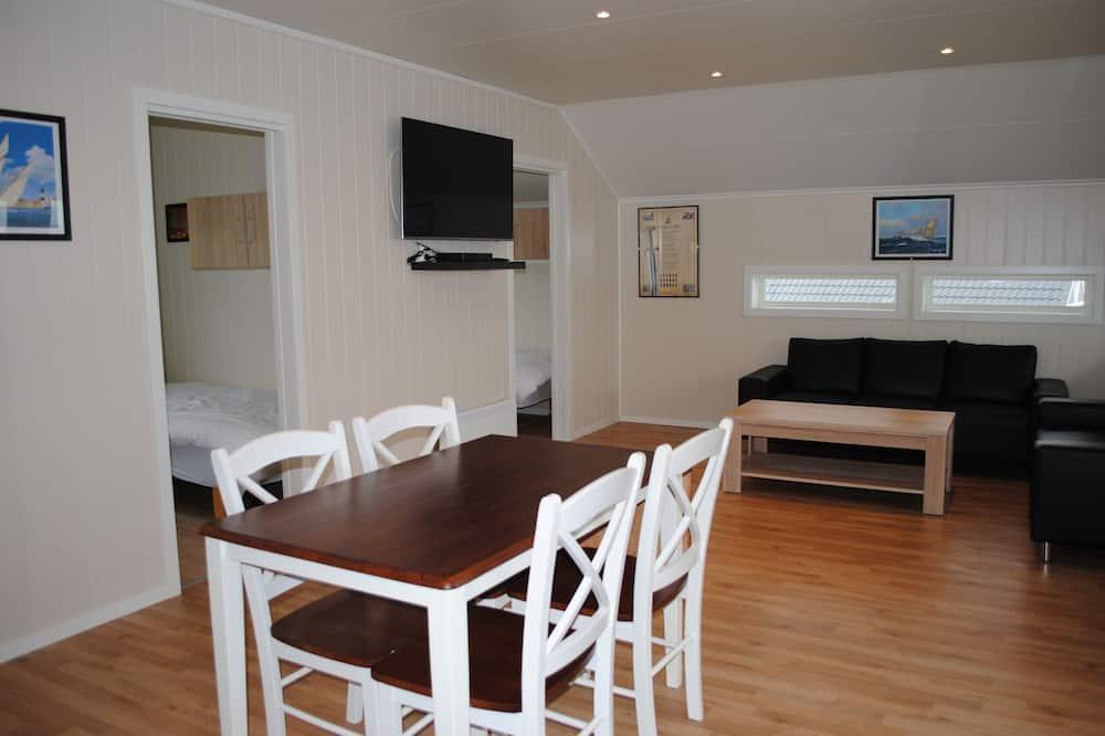 Huoneisto, 2 makuuhuonetta, Merinäköala - Oleskelualue