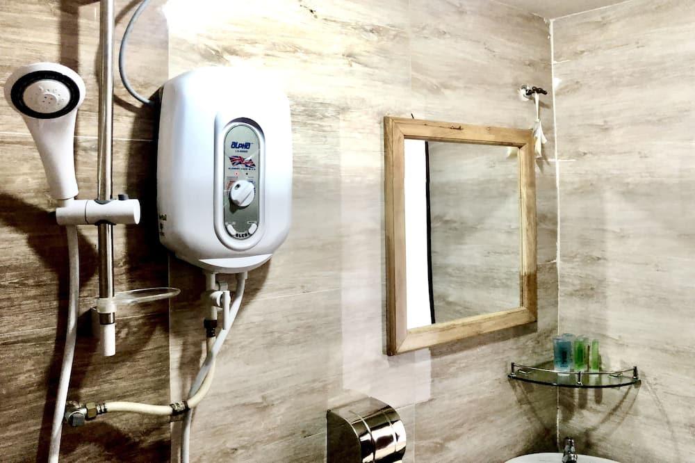 Standard Δίκλινο Δωμάτιο (Twin) - Μπάνιο