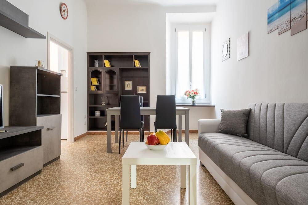 Appartement Ville, 2 chambres - Salle de séjour